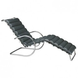 CHAISE LONGUE MR MIES
