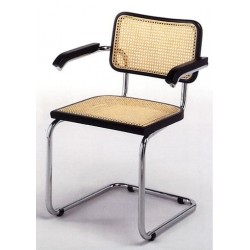 CESCA CHAIR WITH ARMRESTS