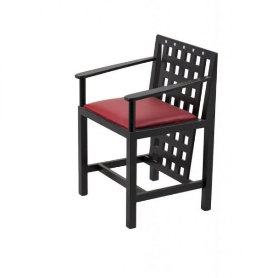 BASSET-LOWKE CHAIR WITH ARMRESTS