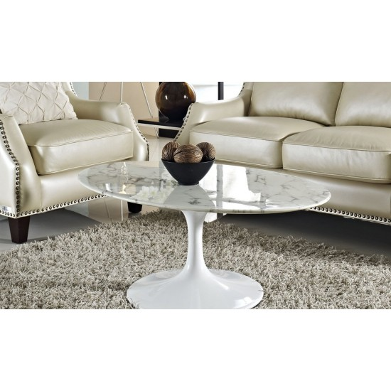 OVAL SMALL TULIPANO TABLE